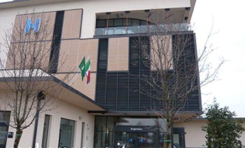 BRONI STRADELLA 06/06/2019: Per ringraziare delle cure ricevute dona all'ospedale unificato 7000 euro di strumentazioni
