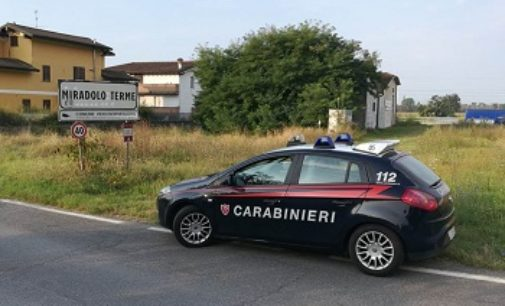 STRADELLA ARENA PO 19/06/2019: Controlli dei Carabinieri. 2 soggetti denunciati a piede libero e 2 segnalati per uso stupefacenti