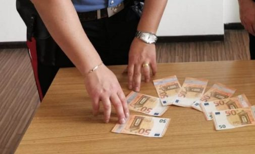 MONTEBELLO 07/06/2019: Tentano di spendere banconote false. Carabinieri denunciano due 20enni