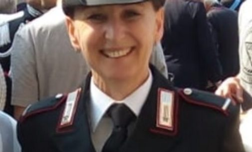 RIVANAZZANO 06/06/2019: 205° dell'Arma. Encomio alla Comandante della Stazione dei Carabinieri Forestali