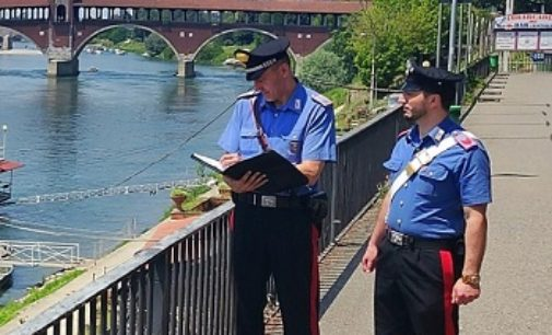 PAVIA BEREGUARDO 09/06/2019: Ristoranti presso gli imbarcaderi sul Ticino nel mirino deiCarabinieri. Multe per 70mila euro