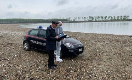 PIEVE DEL CAIRO 18/06/2019: Cadavere nel Po. I carabinieri della Compagnia di Voghera risolvono il caso