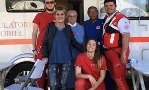 VOGHERA 04/06/2019: Croce Rossa. Positivo il bilancio della partecipazione alla Fiera dell'Ascensione
