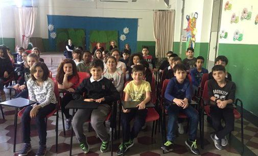 """VOGHERA 03/06/2019: Scuola. Alla De Amicis si parla di """" CIBO e SALUTE"""""""