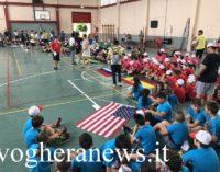 VOGHERA 10/06/2019: Partite oggi le MiniOlimpiadi al Centro Don Orione. 200 i ragazzini impegnati
