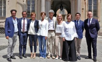 PAVIA 14/06/2019: Neo sindaco Fabrizio Fracassi. Ecco la Giunta!