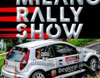 MILANO 13/06/2019: Rally. Efferre al Milano rally show con due equipaggi