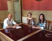 VOGHERA 30/07/2019: Civica scuola di Musica. Rinnovata la convenzione tra Comune di Voghera e Adolescere
