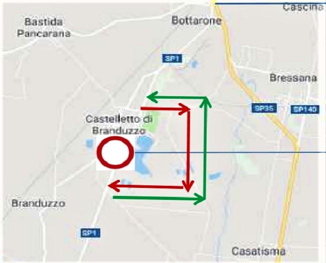 Calendario Castelletto Di Branduzzo.Castelletto 23 07 2019 Strade Partono I Primi Lavori