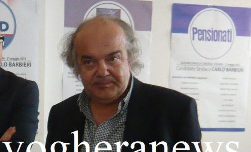 VOGHERA 04/07/2019: Morto Giovanni Alpeggiani. Era il dominus della vita politica vogherese e della Valle Staffora. Lo piangono amici e colleghi di politica