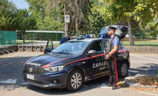 FERRERA 28/07/2019: Maltrattamenti in famiglia. Danneggiamenti. Violenza e resistenza. Carabinieri arrestano 46enne
