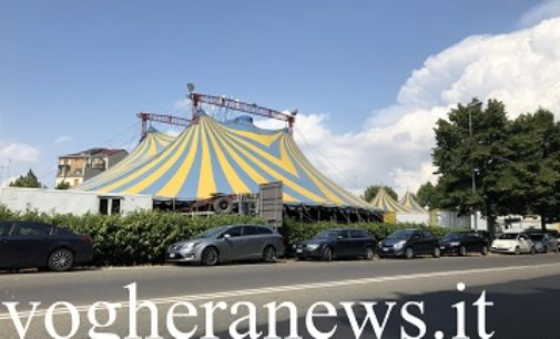 VOGHERA 09/07/2019: C'è il circo. L'Enpa protesta si mobilita e si appella ai cittadini e al Comune