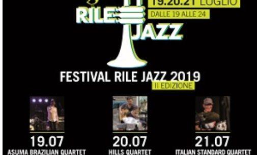 RETORBIDO 09/07/2019: Ecco la seconda edizione del Rile Jazz Festival. Dal 19 al 21 Luglio, musica, cultura, letteratura e buon cibo