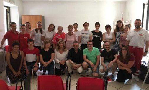 VOGHERA 01/07/2019: Finito il Corso. 20 nuovi soci per la Croce Rossa iriense