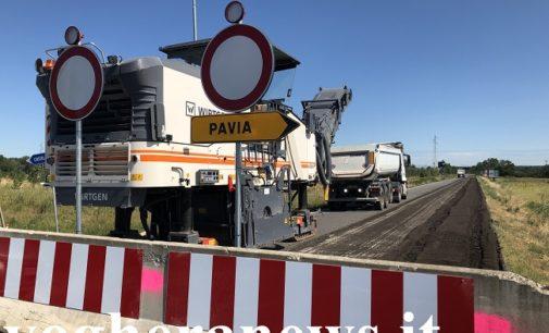PAVESE OLTREPO 26/06/2020: Partiti lavori e asfaltature. Cantieri provinciali a: Varzi. Casanova. Godiasco. Mezzanino