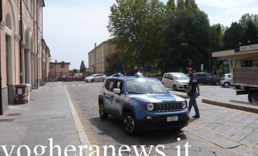 VOGHERA 05/07/2019: Gira con una roncola nel Piazzale della Stazione e minaccia il barista. 45enne fermato dagli agenti del Commissariato e dalla Polizia Ferroviaria