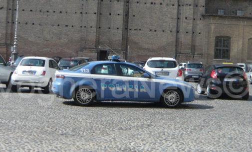 VOGHERA 01/07/2019: Controlli del territorio da parte della polizia. La Volante denuncia 40enne
