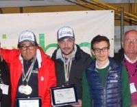 VOGHERA 12/07/2019: Campionato italiano rally per idrovolanti. Il vogherese Simone Algeri sale sul podio