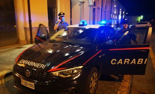 RIVANAZZANO 09/08/2019: Controllo del territorio. I Carabinieri denunciano tre uomini per stato di ebbrezza, droga e possesso di arma