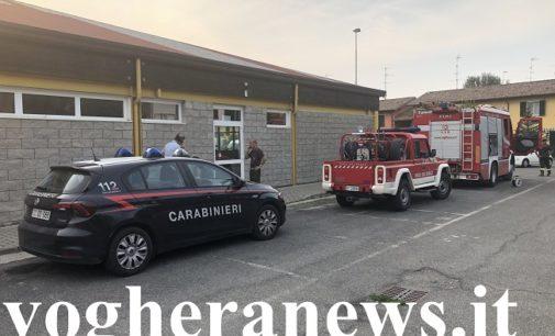 CASTEGGIO 28/08/2019: Nube tossica in piscina. Individuato dai carabinieri il presunto responsabile