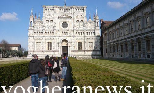 CERTOSA DI PAVIA 06/08/2019: Museo della Certosa. Iniziano le visite guidate. Saranno 117 fino ad ottobre. Ecco quando… e cosa c'è da vedere