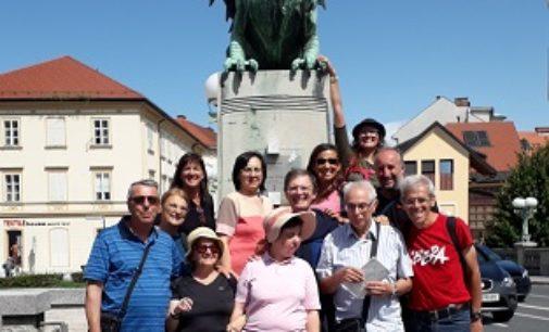 VOGHERA 28/08/2019: Ferragosto a Bled in Slovenia