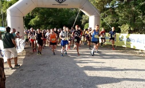 ROCCA SUSELLA 05/08/2019: 1000 iscritti di Pieve San Zaccaria. Con tanto di record