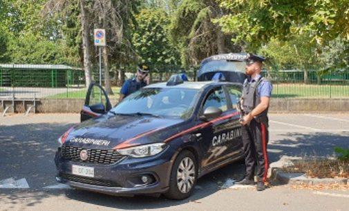 SANNAZZARO 14/09/2019: I Carabinieri arrestano due giovani e un minorenne per tentato furto