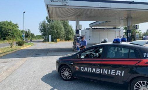 VOGHERA 02/09/2019: Carabinieri ritrovano anziano in tangenziale. Si era perso a causa del buio