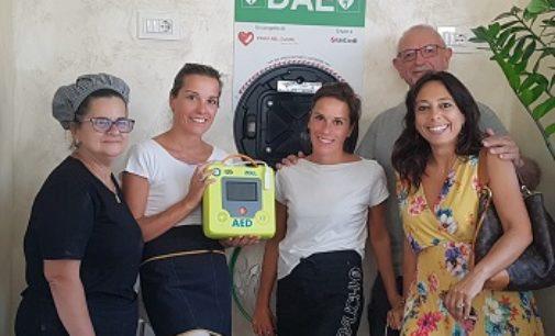 VOGHERA 10/09/2019: Posizionati altri 4 defibrillatori in altrettanti locali pubblici. Ora sono a disposizione della cittadinanza
