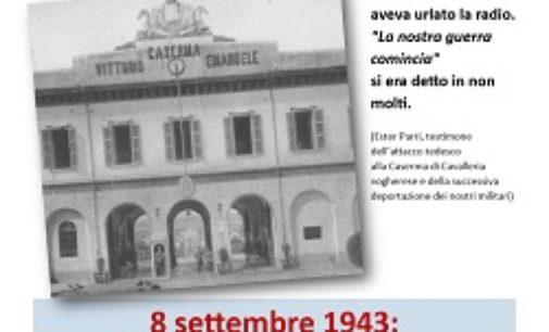 VOGHERA 04/09/2019: 75° della Liberazione. Domenica iniziativa di Anpi e Rap Fivl in via Gramsci