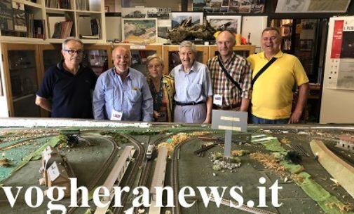 VOGHERA 05/09/2019: In viaggio con le scuole sul treno d'epoca. L'ultimo dei progetti del Museo Ferroviario 'Pessina' di Voghera