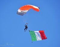 VOGHERA 09/09/2019: Parte il Corso di Paracadutismo dell'Associazione Nazionale Paracadutisti d'Italia (ANPd'I)