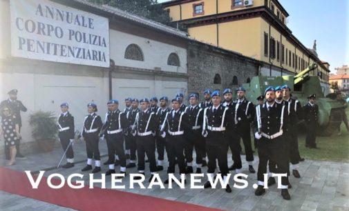 VOGHERA 16/09/2019: Una Festa 'di svolta' per la Polizia Penitenziaria. Elogio dei Sindacati all'organizzazione alla Direttrice e alla Comandante
