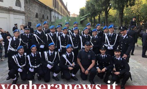 VOGHERA 13/09/2019: Polizia Penitenziaria. Grande e partecipata cerimonia al Museo Storico e in via Gramsci