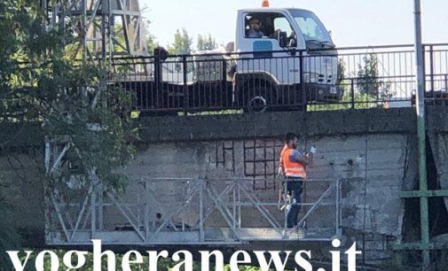 VOGHERA 13/09/2019: Prove strutturali sul Ponte Rosso. Termineranno nel pomeriggio. Ecco in cosa consistono