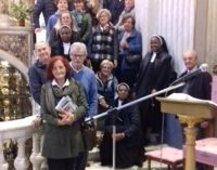 """VOGHERA 23/10/2019: IL """"Chiostro di S. Agostino"""" riapre con il pellegrinaggio al Santuario della Madonnetta"""