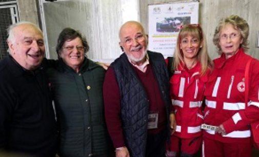 VOGHERA 28/10/2019: Festa del ferroviere pensionato. In tanti alla cerimonia al Museo Pessina