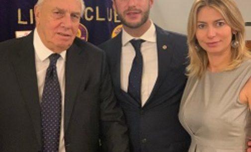 VOGHERA 15/10/2019: Il Lions club Voghera Host ha un nuovo presidente: Marco Zanini