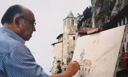 VOGHERA 10/10/2019: L'Auser Domenica festeggia i 20 anni dei corsi di pittura ricordando Paolo Porri