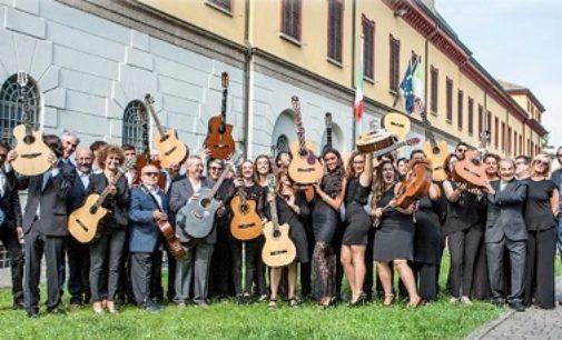 VOGHERA 17/10/2019: Lions. Un concerto benefico con la Chitarrorchestra per la Croce Rossa