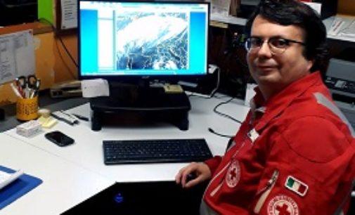 VOGHERA 28/10/2019: Sono del volontario Cri di Voghera le previsioni della Croce Rossa provinciale