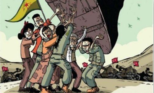 VOGHERA 18/10/2019: Guerra contro i Curdi. Martedì incontro pubblico alla Soms