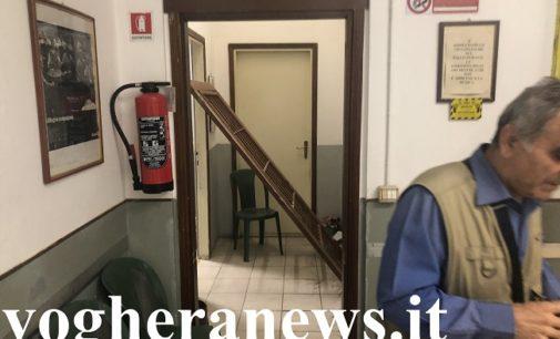 VOGHERA 14/10/2019: Ladri in via Covini e via Gramsci. Svaligiate le associazioni e il Centro Anziani