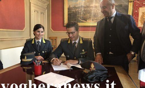 VOGHERA 08/10/2019: La caserma della Guardia di Finanza nell'ex Tribunale si farà. Firmato oggi il protocollo d'intesa