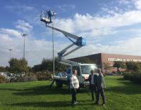 VOGHERA 03/10/2019: Partita la rivoluzione Led. Il piano del Comune prevede l'installazione di 6.300 nuove lampade