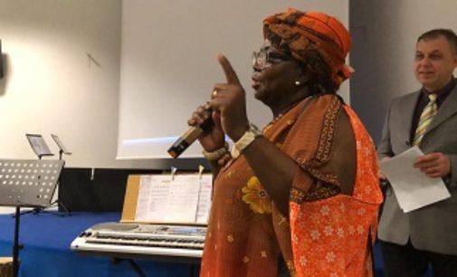 LUNGAVILLA VOGHERA 28/10/2019: Successo per la festa con i Cori. Nuovo appello per il progetto in Togo