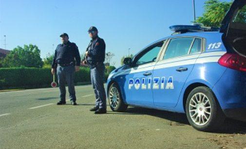 """VOGHERA 31/10/2019: """"Pattuglione"""" della Polizia. Controlli verifiche un arrestato e un sequestro"""