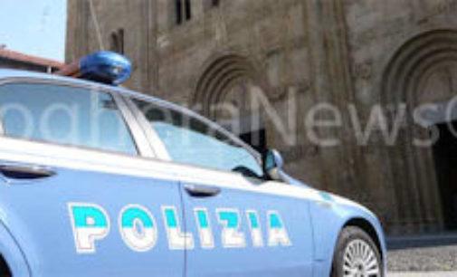 PAVIA 09/08/2020: Polizia recupera ciclomotore rubato. A bordo una scacciacani e dei bossoli. Due i denunciati
