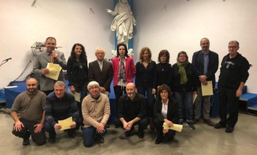 LUNGAVILLA 27/11/2019: Gli Human Tracks vincono il Festival dei Cori di Porana